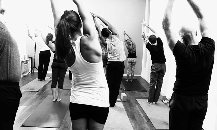 Mosaic Yoga - Golden Hill: 10 Yoga Classes or One Month of Unlimited Classes at Mosaic Yoga (Up to 62% Off)