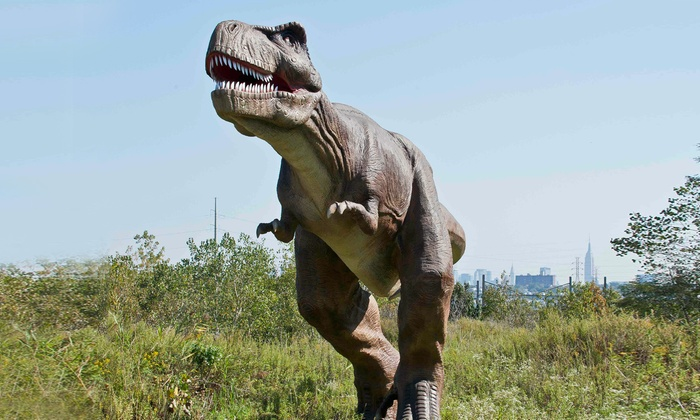 Some Reviews I Read Talked About How Seeing The Dinosaurs Doesn T Take As Long They Expected But Thing Is If You Go To Field Station Dinosaurs Only