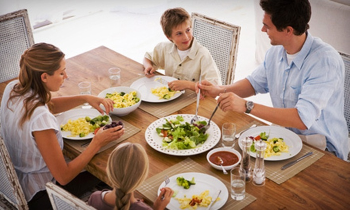 No More 'To Go': 6 or 12 Months of Dinner Planning from No More 'To Go' (Up to 61% Off)