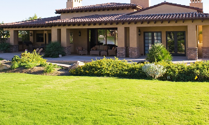 Lawn Doctor - Orlando: $29 for a Lawn-Fertilization and Weed Treatment from Lawn Doctor ($61 Value)