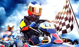 Kart & Eventcenter Berlin: Profi-Kartrennen mit 40 Runden plus 15 Runden Qualifying für 5 oder 8 Personen im Kart & Eventcenter Berlin ab 89 €