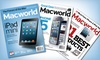 Macworld Magazine Subscription: One- or Two-Year Macworld Magazine Subscription (Up to 51% Off)