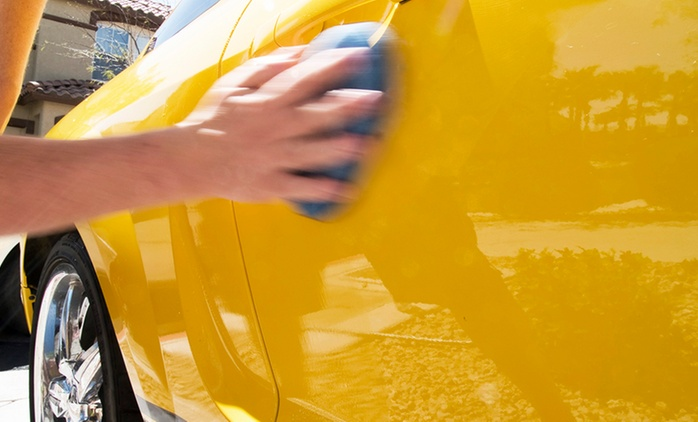 Car Valet: Mini (€22) or Standard (€32) Plus Autoglym Wax (€37) at ShineXpress