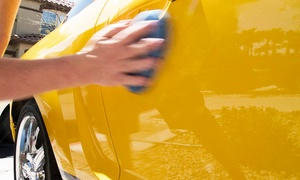 ShineXpress: Car Valet: Mini or Standard with Optional Autoglym Wax at ShineXpress (Up to 48% Off)