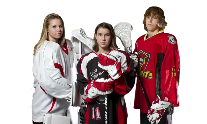 Rink-Pro Sports inc. - Stittsville/Kanata: C$20 for C$40 worth of  Sports Apparel, Skates, and Protective Gear at Rink-Pro Sports inc.