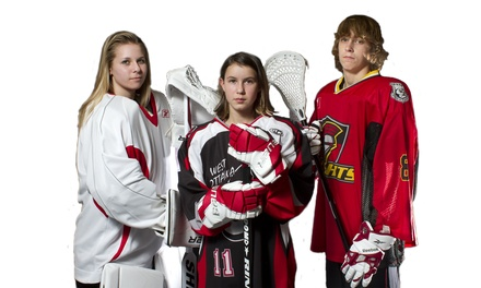$20 for $40 worth of Skates, Protective Gear, and Sports Apparel at Rink-Pro Sports inc.