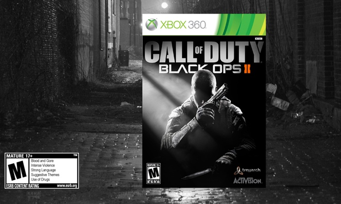Call of Duty: Black Ops II with Bonus Content for XBox 360: $39.99 for Call of Duty: Black Ops II for Xbox 360 ($59.99 List Price). Free Shipping and Returns.