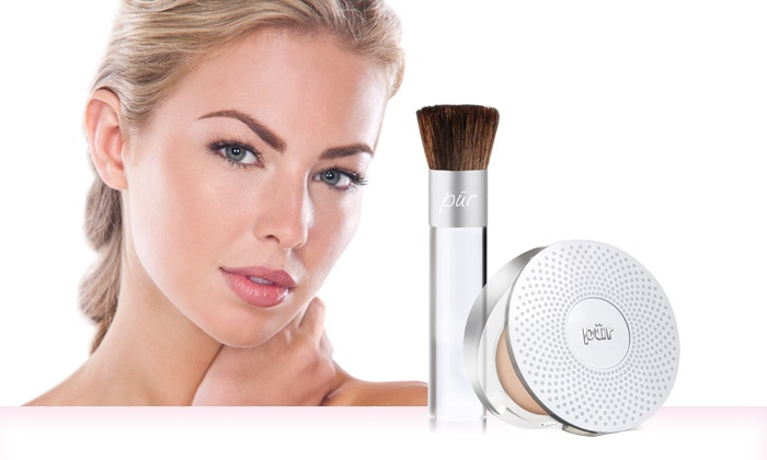 Pur Minerals: $20 for $40 Worth of Makeup and Skincare Products from Pür Minerals