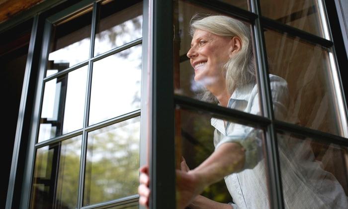 Get Clean Windows - Denver: Exterior-Window Washing for 20 or 30 Windows from Get Clean Windows (Up to 64% Off)
