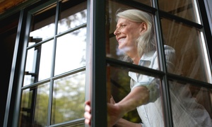 Get Clean Windows: Exterior-Window Washing for Up to 30 Windows or Gutter Cleaning from Get Clean Windows (Up to 62% Off)