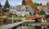 Up to Half Off Stay at Waterfront Inn in Gig Harbor, WA