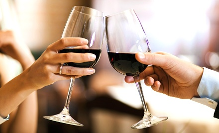 Wine Tastings for 4, 6, or 10 with Souvenir Wine Glasses at McIntyre's Winery & Berries