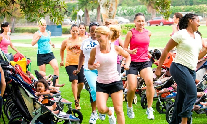 Stroller Strides - Multiple Locations: 5 or 10 Stroller Strides Fitness Classes at Stroller Strides (Up to 61% Off)