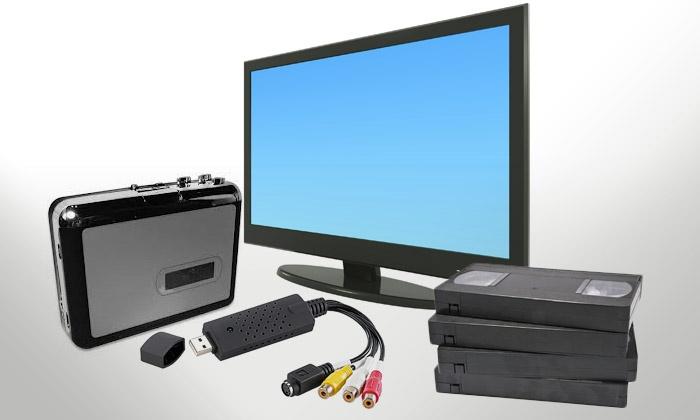 Convertisseur AV Grabber Renkforce GR1 USB 2.0