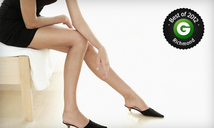 Center for Vein Restoration - Multiple Locations: One, Two, or Three Sclerotherapy Treatments with Consultation at Center for Vein Restoration (Up to 57% Off)