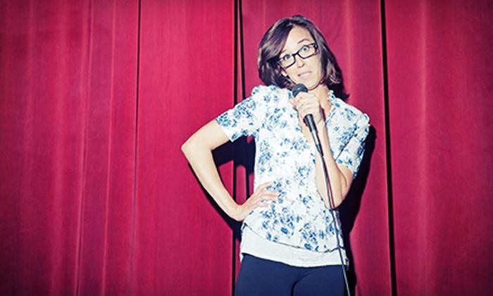 Penguin's Comedy Club - Cedar Rapids: Standup Show and Beers for Two at Penguin's Comedy Club (Up to 48% Off)