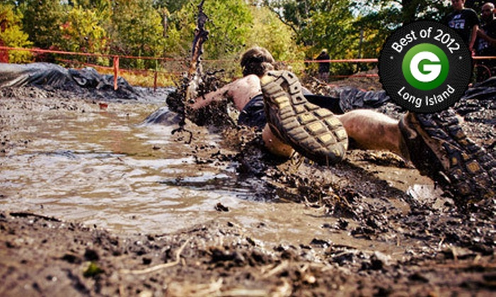The Survival Race - 4-H Camp: $35 for Entry to The Survival Race 5K Mud Run on Saturday, May 4 (Up to $73.79 Value)
