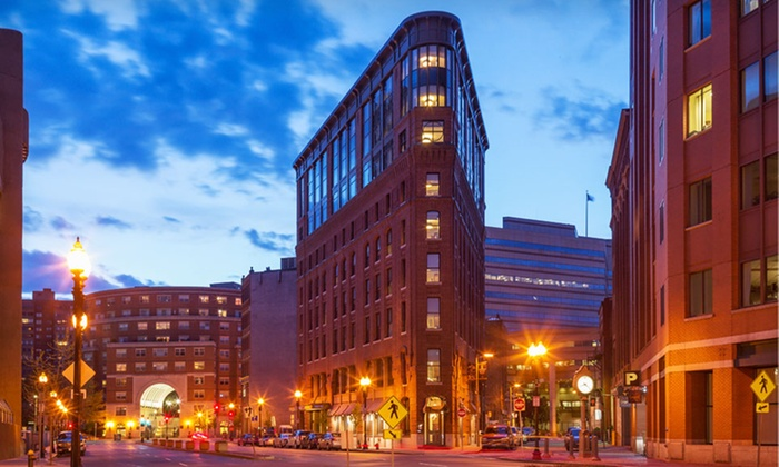 null - Worcester: Stay at The Boxer Hotel in Boston; Dates into November Available
