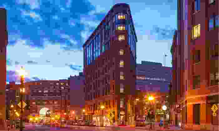 null - Providence: Stay at The Boxer Hotel in Boston; Dates into November Available