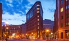 The Boxer Hotel - Downtown: Stay at The Boxer Hotel in Boston; Dates into November Available