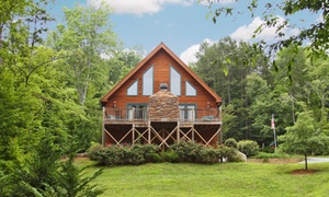 2 Nights in Romantic Mountain Cabins in Georgia at Paradise Hills Resort, plus 6.0% Cash Back from Ebates.