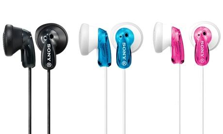 Sony In-Ear Headphones