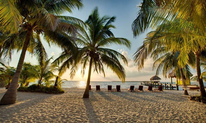 Singing Sands - Placencia, Belize: Three-, Four-, Five-Night Cabana Stay at Singing Sands in Placencia, Belize