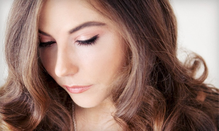 Nina Tatari Hair and Skincare - Downtown Toronto: Haircut, Style, and Blow-Dry with Optional Highlights and Conditioning at Nina Tatari Hair and Skincare (Up to 69% Off)