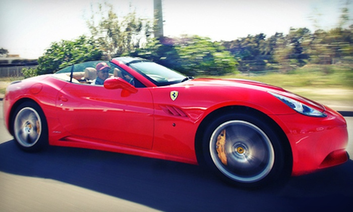 Speed Dreams - Downtown Dallas: Ferrari, Bentley, and Maserati Driving Experience for One or Two at Speed Dreams (Up to 63% Off)