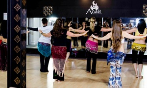Anais Belly Dance & Fusions: $180 for a Belly-Dancing Party for Kids or Adults at Anais Belly Dance & Fusions (Up to $375 Value)