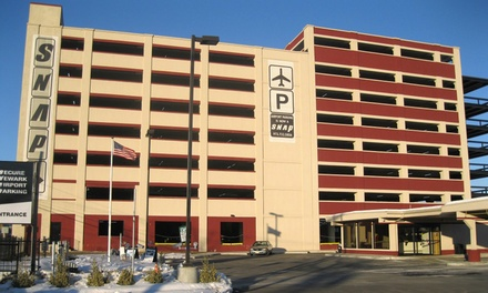 Two or Four Days of Indoor Parking near Newark Airport at SNAP Indoor Parking Garage (Up to 54% Off