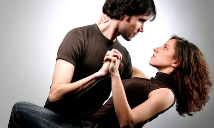 $58 for a Dance-Lesson Package for an Individual or Couple at Birmingham Ballroom ($290 Value)