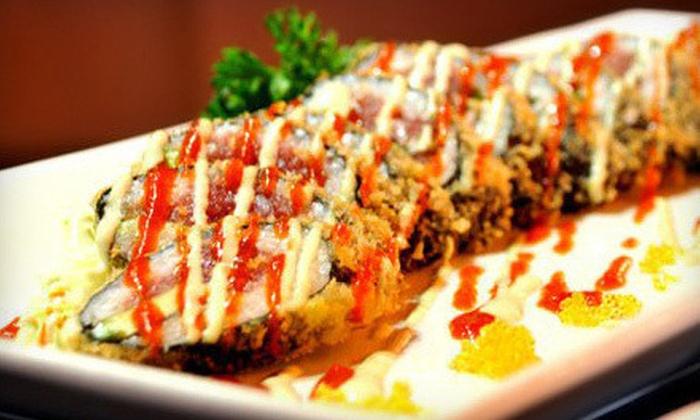 Carmine's Original Ocean Grill & Sushi Bar - Palm Beach Gardens: Up to 55% Off at Carmine's Original Ocean Grill & Sushi Bar