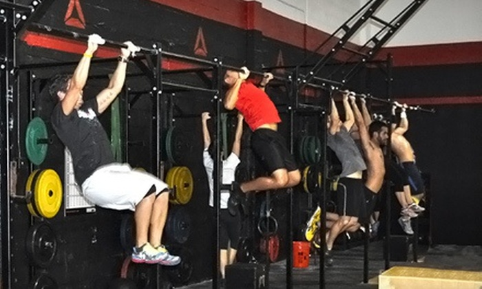 IMT CrossFit - Three Lakes: One Month of Unlimited CrossFit Classes at IMT CrossFit (Up to 65% Off)