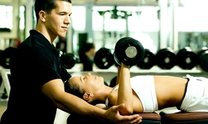 Leo Costa Jr's Automatic Fitness Plus: Two Personal-Training Sessions for Two or Four at Leo Costa Jr's Automatic Fitness Plus (Up to 56% Off)