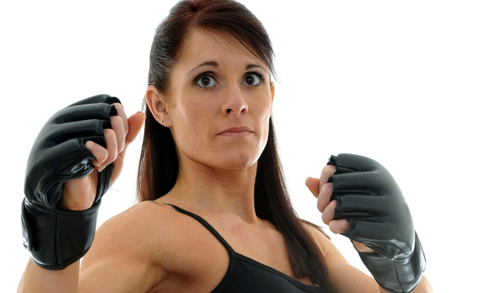CKO Kickboxing - Maplewood: One Month of Unlimited Classes, or Two Months of Unlimited Classes with Gloves at CKO Kickboxing (Up to 81% Off)