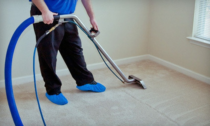 On The Spot Cleaners - Canandaigua: Carpet or Dryer-Vent Cleaning from On The Spot Cleaners (Up to 55% Off). Three Options Available.