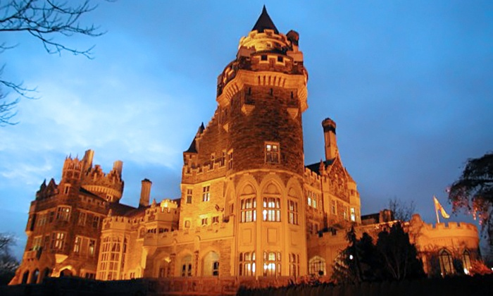 Casa Loma - Casa Loma: Admission for One, Two, or Family of Four at Casa Loma (Up to 54% Off)