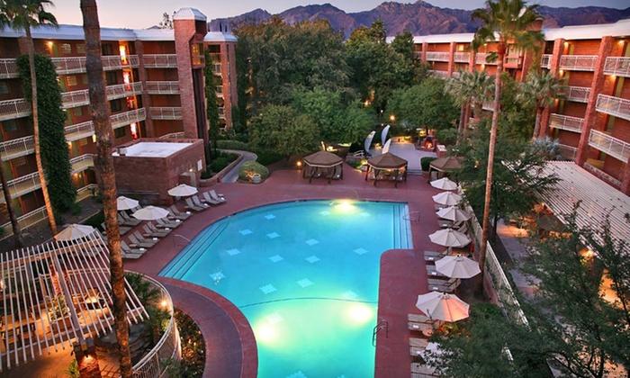 Radisson Suites Tucson - Tucson, AZ: 1- or 2-Night Stay at Radisson Suites Tucson in Tucson, AZ