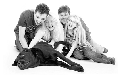 Family Photoshoot with Prints £14