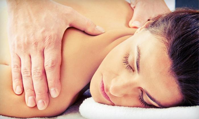 All Body Kneads - Multiple Locations: Full-Body Massage with Reflexology Option, Reflexology Massage, or Sports Massage at All Body Kneads (Up to 52% Off)