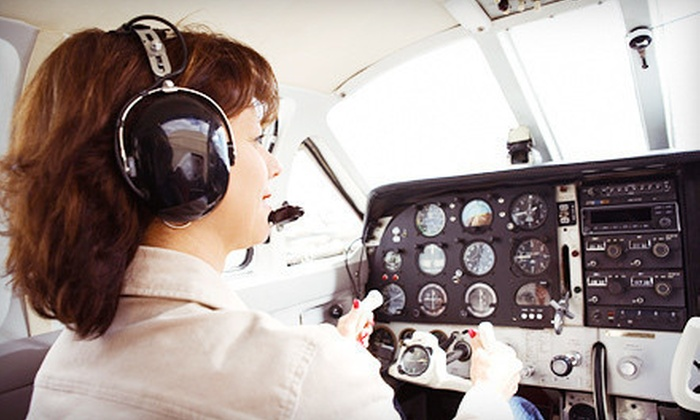 Sky Training LLC - Greenwood Lake Airport: $99 for a 75-Minute Discovery Flight Experience from Sky Training LLC in West Milford ($224 Value)