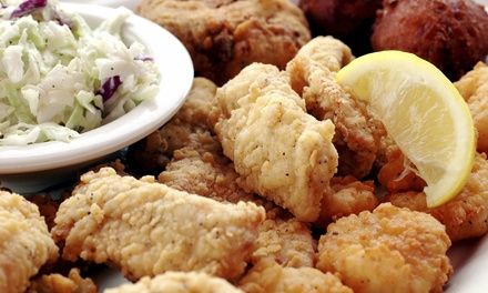 Seafood Dinner for Two or Four at Finn McCool's Fish House  (Up to 48% Off)