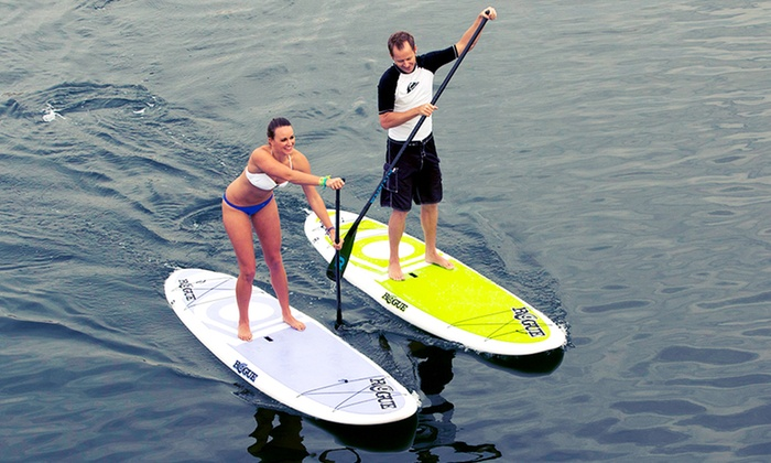 The Waterman's Depot - Santa Ana: Paddleboard or Kayak Rental from The Waterman's Depot (Up to 60% Off)