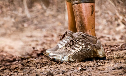 Survivor 5K Mud Run, Zombie Run, or Zombie Paintball at Wilderness Survival (Up to 53% Off)