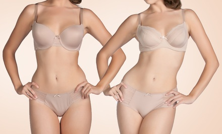 Set of 2 Bras or Panties in European Beige from $16.99–$32.99