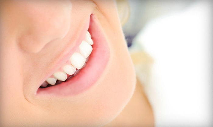 360 Tan & Salon - Jamestown: One or Two Teeth-Whitening Sessions at 360 Tan & Salon (Up to 79% Off)