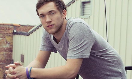 $24 to See Phillip Phillips at Brandt Centre – Evraz Place on Friday, March 21, at 7:30 p.m. (Up to $57 Value)