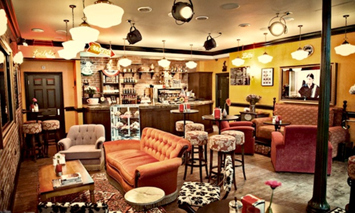 Central Perk - Liverpool: Coffee and Cake For Two for £6 at Central Perk (Up to 50% Off)