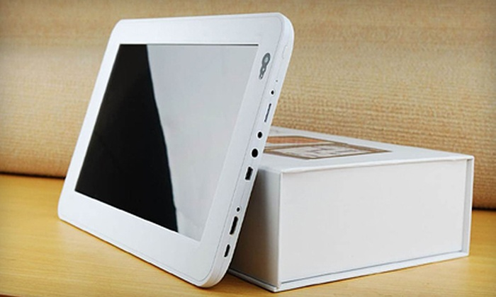 LCT - Stonebriar Mall At The Bridges: $129 for a 10.1-Inch Zenithink C92 Android 4.0.3 A9 Dual-Core 1.5GHz Tablet ($299 List Price)